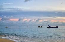 At Dawn, Sumur Tiga Beach, Weh Island, Indonesia